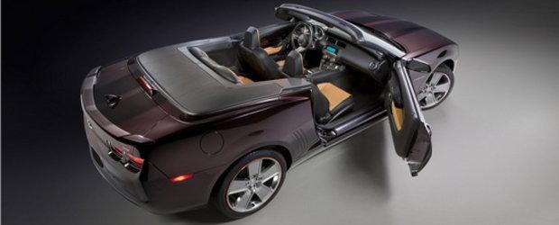 Chevrolet Camaro Convertible Neiman Marcus - Cadoul perfect pentru Craciun!
