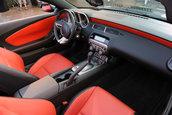 Chevrolet Camaro Convertible - Poze Live