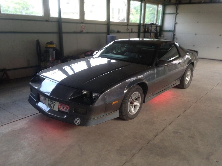 Chevrolet Camaro RS 1988
