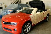 Chevrolet Camaro scapa de hardtop