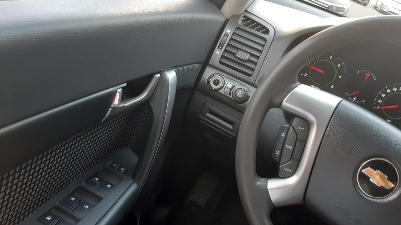 Chevrolet Captiva 2.0 diesel 2011