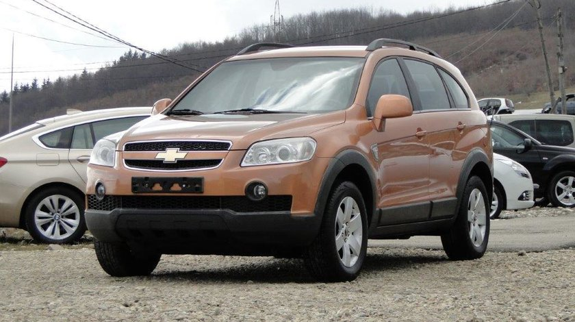 Chevrolet Captiva 2.0VCDI 4WD 2009