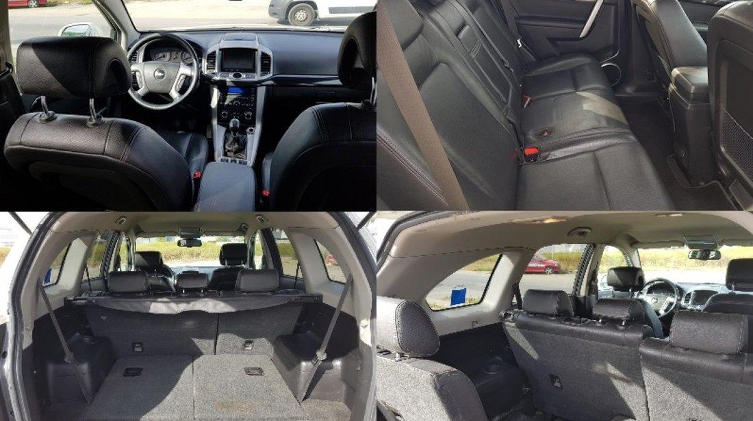 Chevrolet Captiva 2200 D LTZ 4WD 2011