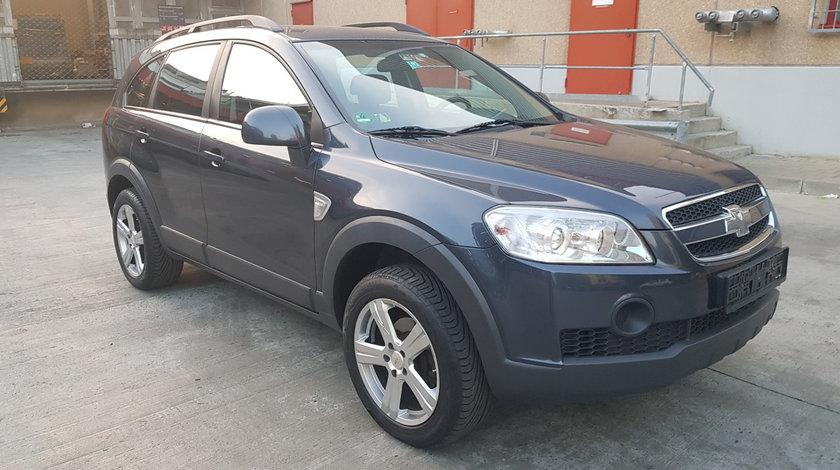 Chevrolet Captiva diesel 2010