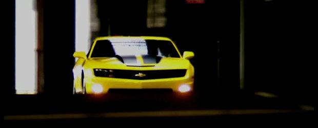 Chevrolet celebreaza editiile speciale ale modelului Camaro - VIDEO