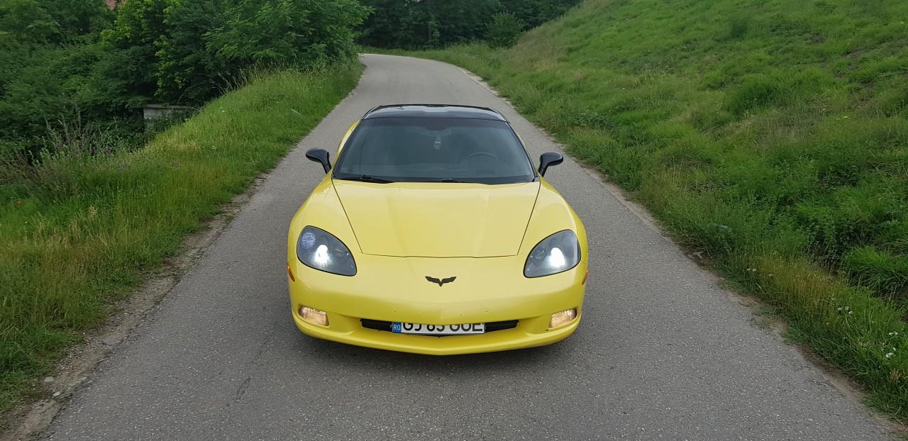 Chevrolet Corvette 6.0LS2 Cutie Manuala 2006