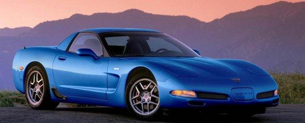 Chevrolet Corvette: 60 de ani de design legendar
