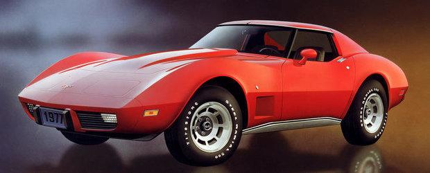 Chevrolet Corvette: A 60-a aniversare a legendarului autovehicul sport
