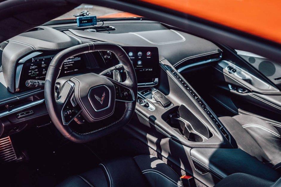 Chevrolet Corvette C8 de la GeigerCars