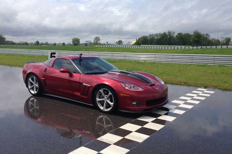 Chevrolet Corvette cu 440.000 de kilometri - Chevrolet Corvette cu 440.000 de kilometri