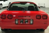 Chevrolet Corvette ZR1 din 1991