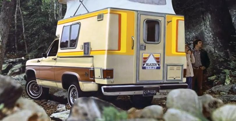Chevrolet devine nostalgic cu privire la camioanele care au cladit America