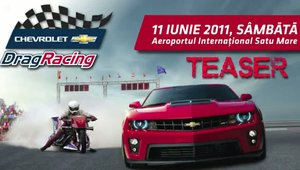 Chevrolet Drag Racing 2011 - Teaser Video