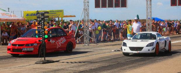 Chevrolet DragRacing - cea mai tare cursa de accelerare din Transilvania