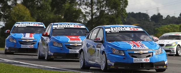 Chevrolet este lider in campionatul WTCC 2010