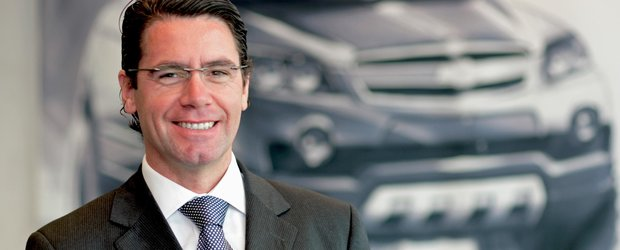 Chevrolet Europa Centrala si de Est are un nou Director General