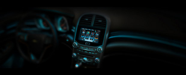 Chevrolet lanseaza noul model Malibu in cadrul unei transmisiuni HD pe internet