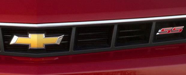 Chevrolet lanseaza versiunea Camaro SS 2014