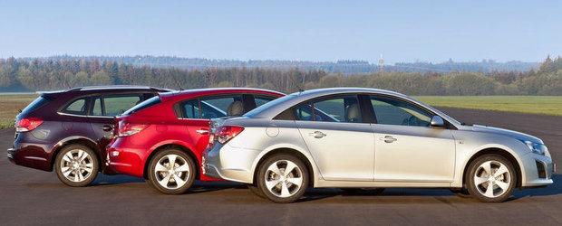 Chevrolet marcheaza opt trimestre consecutive de vanzari record la nivel global