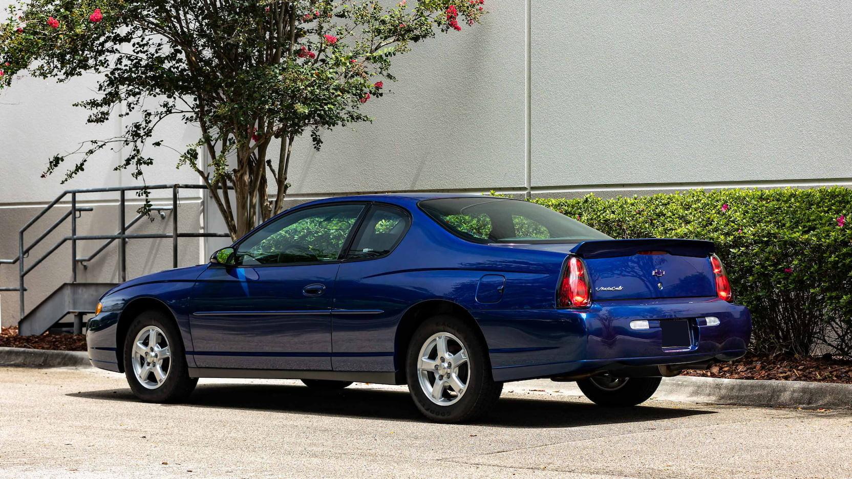 Chevrolet Monte Carlo de vanzare - Chevrolet Monte Carlo de vanzare