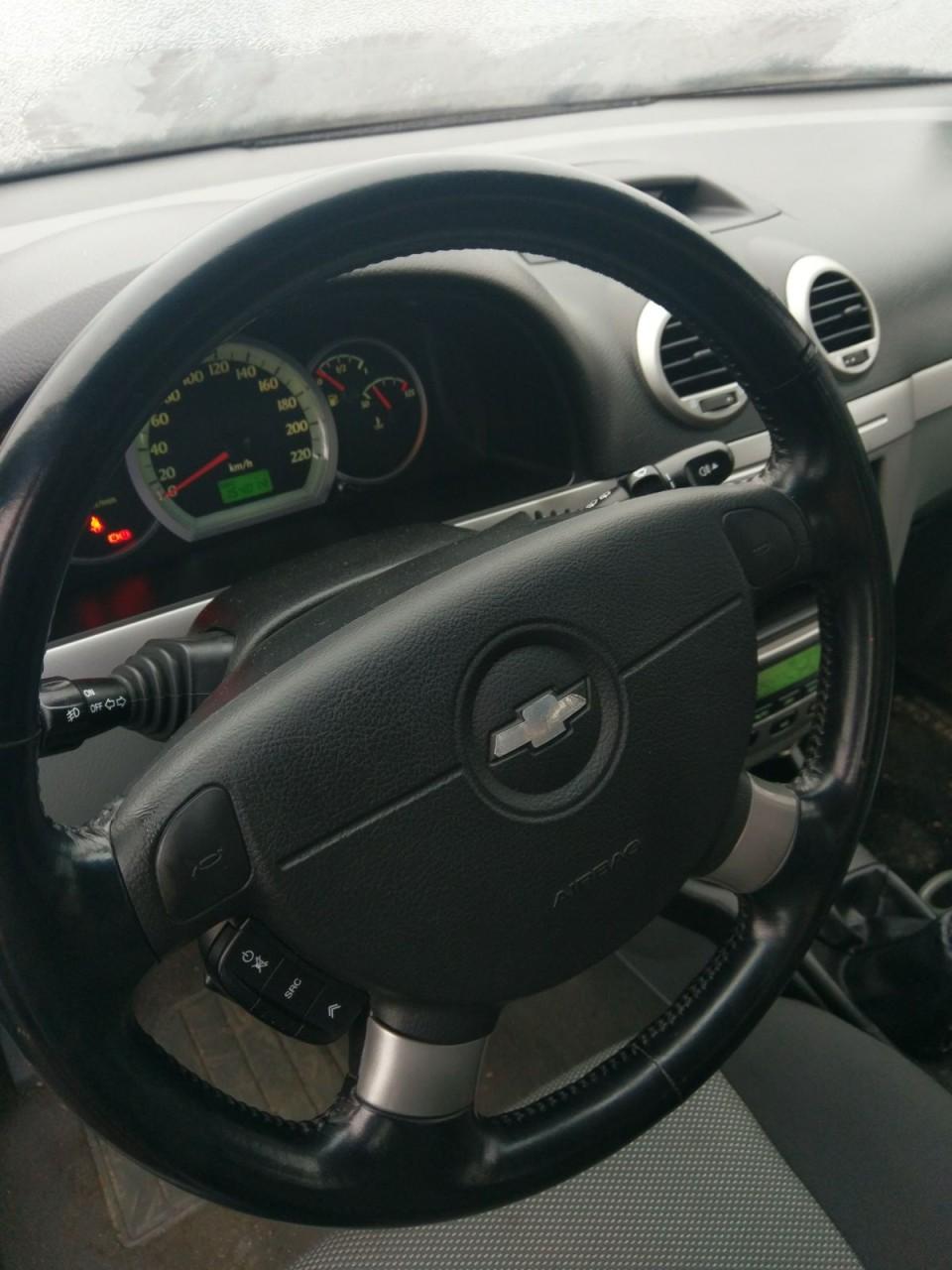 Chevrolet Nubira 1.8CDX 2006