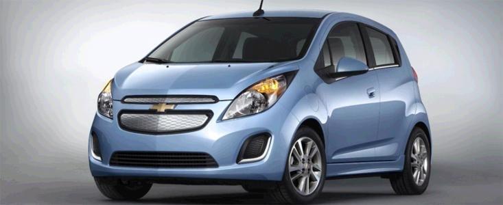 Chevrolet ofera noi detalii legate de versiunea electrica a lui Spark