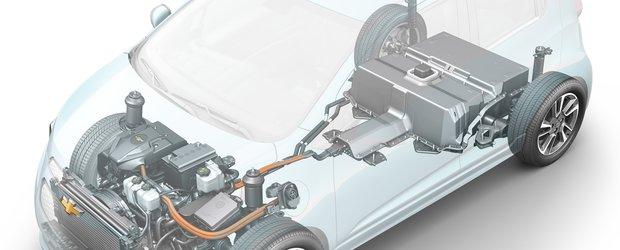 Chevrolet prezinta motorul electric pentru modelul Spark EV