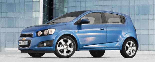 Chevrolet primeste doua premii importante de la juriul AUTOBEST