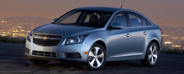 Chevrolet recheama in service peste 200 de masini Cruze