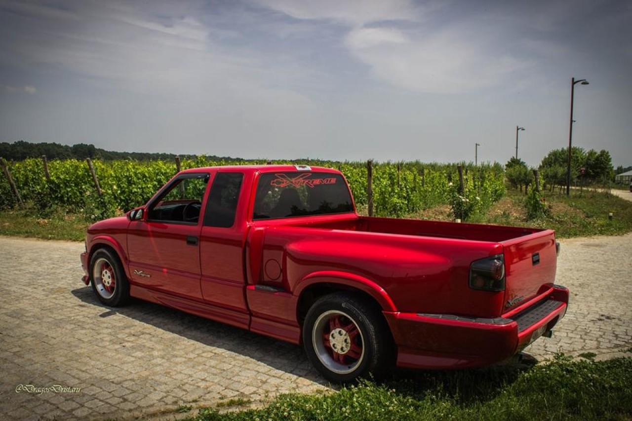 Chevrolet S-10 Vortec 2001