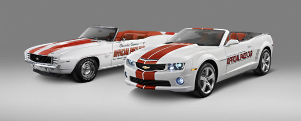 Chevrolet si Indy 500 sarbatoresc 100 de ani de istorie comuna