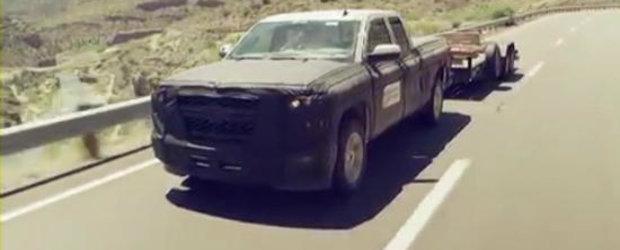 Chevrolet Silverado 2014 - Teaser Oficial
