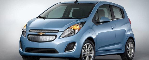 Chevrolet Spark si Sonic ruleaza cu Siri