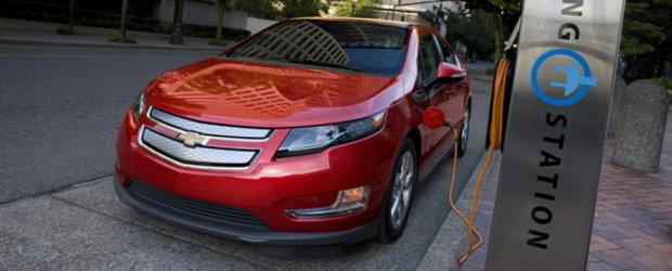 Chevrolet Volt desemnat Autovehiculul Anului 2011 de catre AUTOMOBILE Magazine