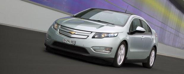 Chevrolet Volt primeste premiul ECOBEST 2011