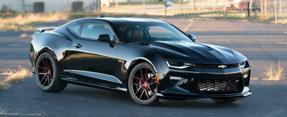 Chevrolet vrea sa-ti vanda un Camaro de 990 CP pentru... o nimica toata