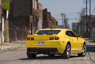 Chevy prezinta Camaro Transformers Special Edition