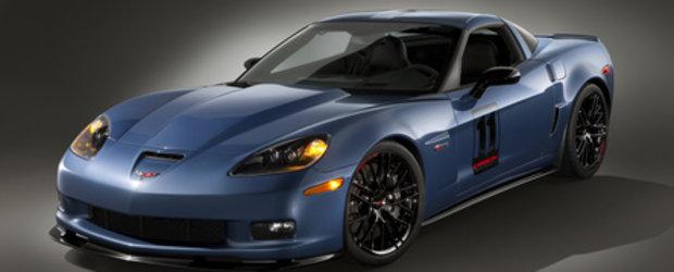 Chevy prezinta Corvette Z06 Carbon - Doar 500 de exemplare