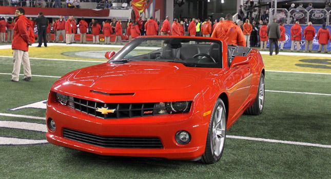 Chevy renunta la reclamele de la Super Bowl