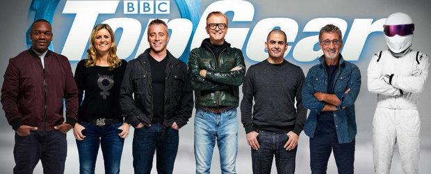 Chiar daca o multime de oameni au spus despre noul Top Gear ca este slab, Chris Evans vine cu contraargumente
