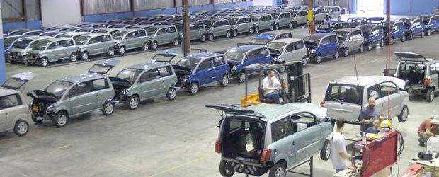 China va depasi Europa la productia de autoturisme