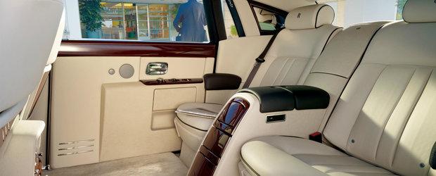 Chinezii au deconspirat noul Rolls-Royce Phantom. Cum va arata perla englezilor