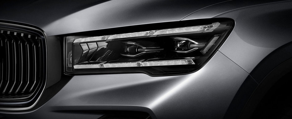 Chinezii care au cumparat Volvo lanseaza o noua masina pe piata. Primele fotografii oficiale au fost publicate chiar acum