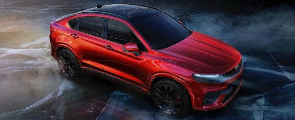 Chinezii care au cumparat Volvo lanseaza pe piata o masina pentru cei care nu-si permit un X6