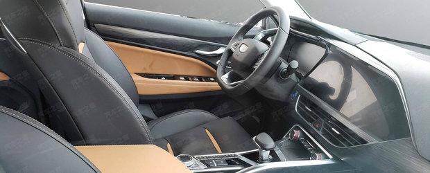 Chinezii care au cumparat Volvo vor sa scoata pe piata o masina pentru cei care nu-si permit un X6