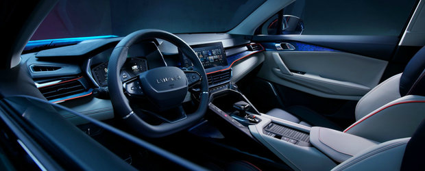 Chinezii care detin Volvo au lansat un nou SUV compact pe piata. Cum arata