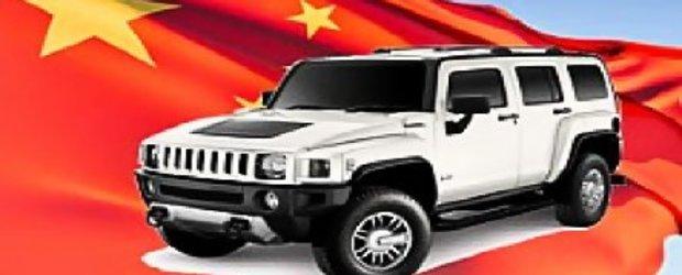 Chinezii cuceresc lumea. Cumpără Hummer şi copiază mărci consacrate