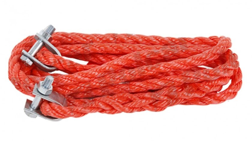 Chinga remorcare sufa ancorare si/sau ridicare chinga tractare 3.5 Tone culoare rosie