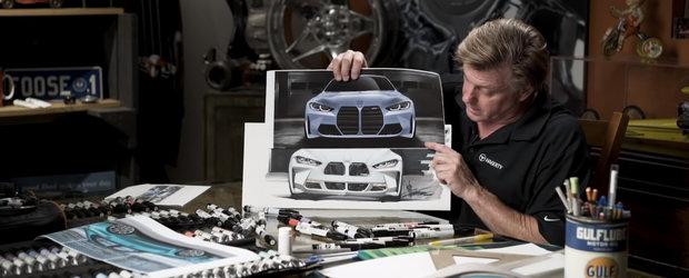 Chip Foose crede ca asa ar fi trebuit sa arate, de fapt, grila noilor BMW M3 si M4