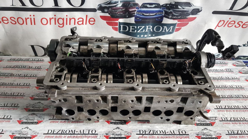 Chiulasa completa VW Golf 5 Plus 2.0TDi 140cp BKD cod piesa : 03G103373A